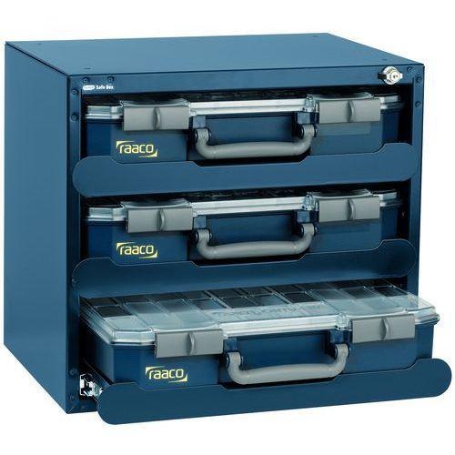 Unidades de arrumação para gavetas - 3 maletas