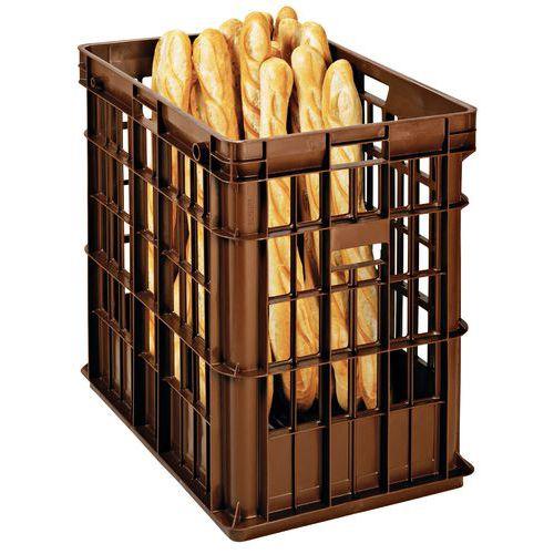 Caixa especial para padaria - Comprimento 655 mm