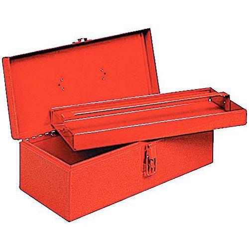 Caixa de ferramentas standard - 1 compartimento