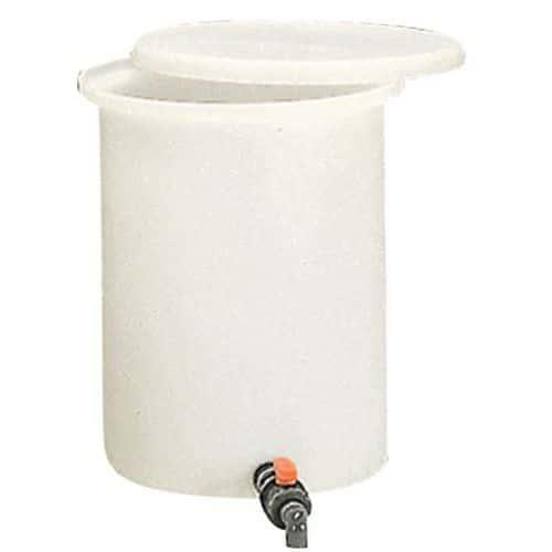 Caixa de extração cilíndrica – 15 a 60L – Promens