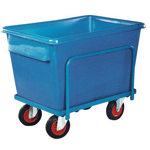 Caixa série pesada - 370 L