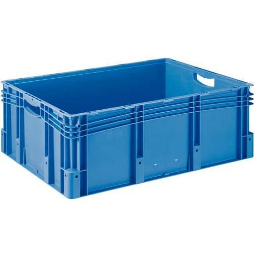 Caixa empilhável XL sem suporte – 762mm de comprimento – 121 a 206L – Bito