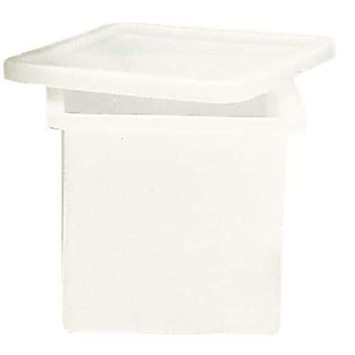 Caixa de extração retangular - Comprimento 865 a 1140 mm