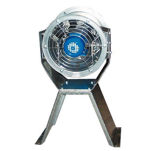 Ventilador helicoidal portátil - 230 V mono
