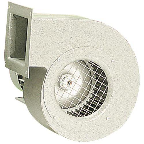 Ventilador centrífugo metálico - 230 V