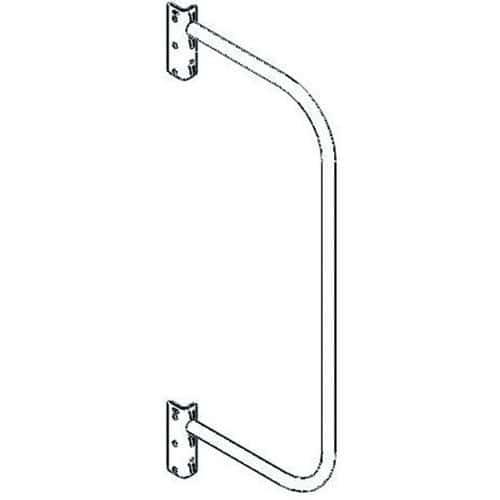 Separador em arco para estante Epsivol Vertical