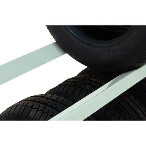 Travessa longitudinal porta-cargas para pneus Flexi-Store