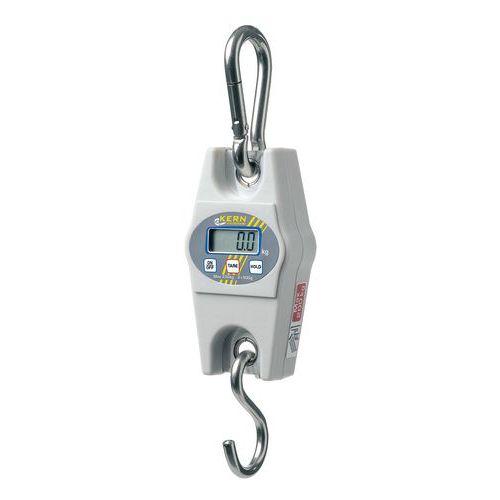 Dinamómetro Kern HCB - Capacidade 20 a 200 Kg