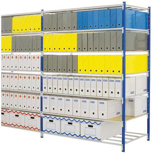 Estante de arquivo Combi-Flip – Altura: 2000mm - Manorga