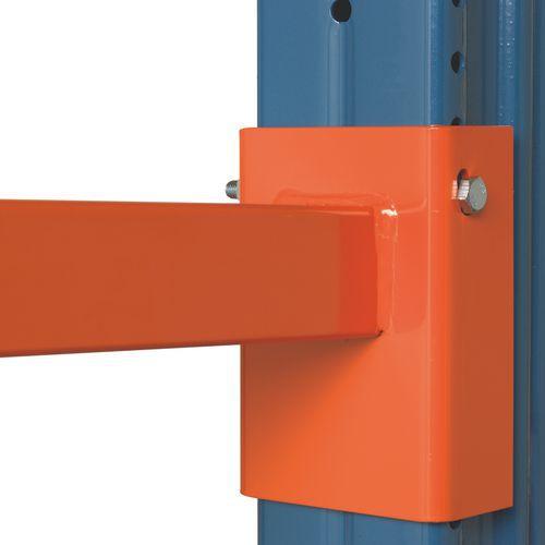 Braço de suporte para estante com braço Canti-Flex