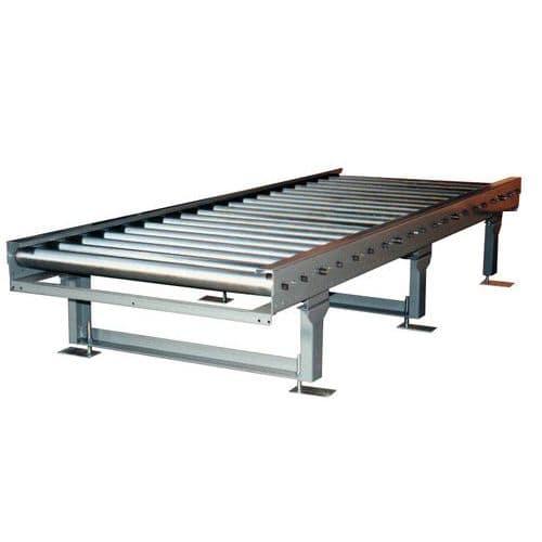 Transportador PML - Com rodízios em aço - Para paletes com 800 mm de largura