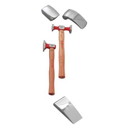 Selecção de 5 ferramentas de bate-chapas: as indispensáveis