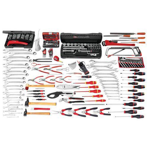 Selecção mecânica geral 202 ferramentas