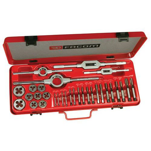 Composições de machos, caçonetes e porta-ferramentas