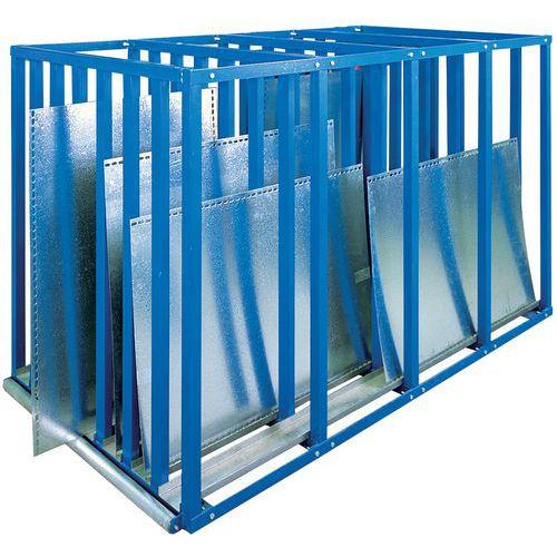 Estante para placas Rayon Bleu
