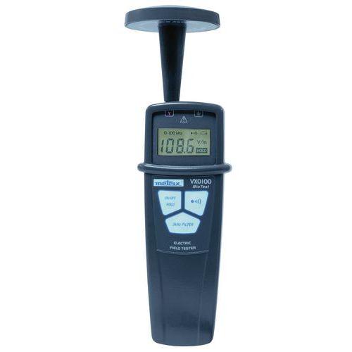Medidor de campos eletromagnéticos VX0100