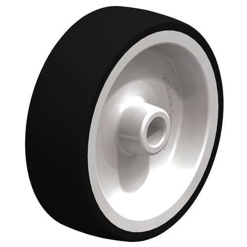 Roda - Capacidade de 200 a 700 kg - Branca