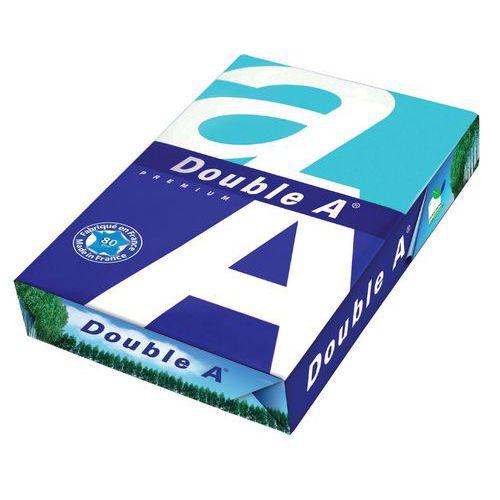 Papel Double A A4 80 G M Resma De 500 Folhas