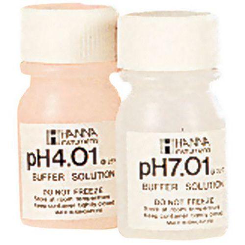 Solução tampão para medidores de PH - Sem certificado de calibragem