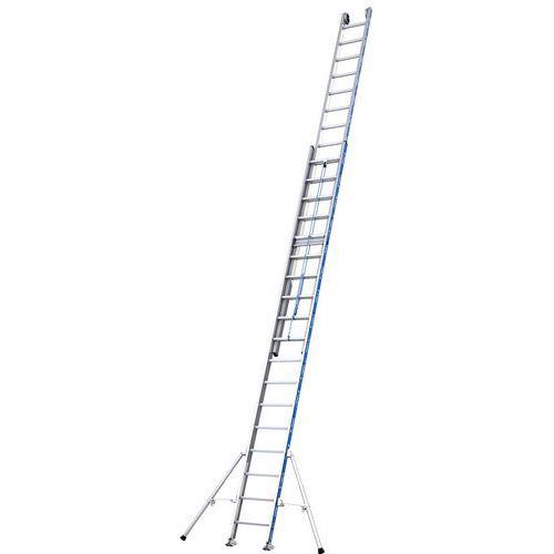 Escada dupla extensível Platinium 500