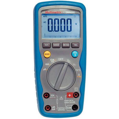 Multímetro DMM 210