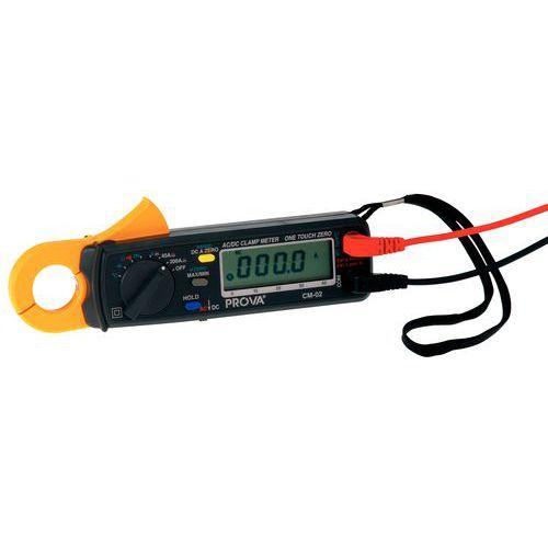 Pinça amperimétrica de bolso