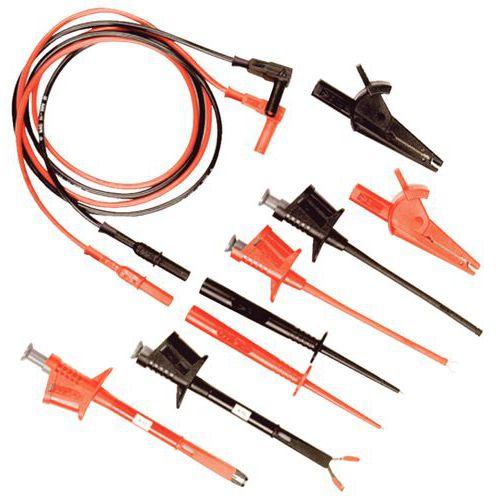 Kit de ligação para multímetro