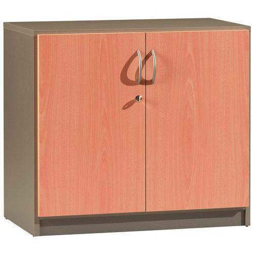 Armário com portas rebatíveis Basik - Baixo