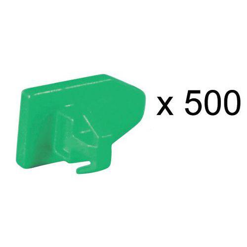 Selo para caixa empilhável multifunções – conjunto de 500