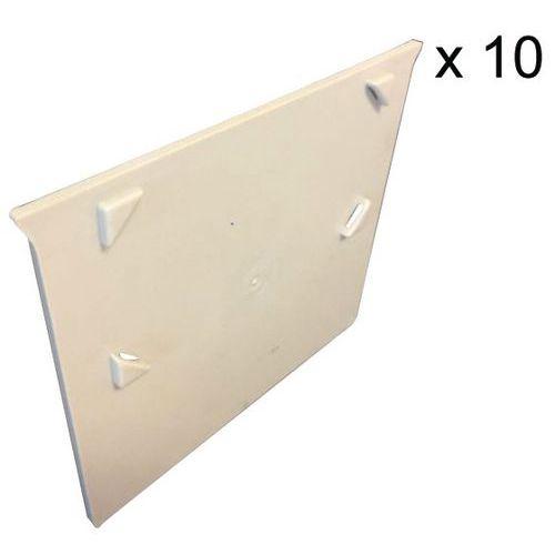 Separador transversal para gaveta A - lote de 10