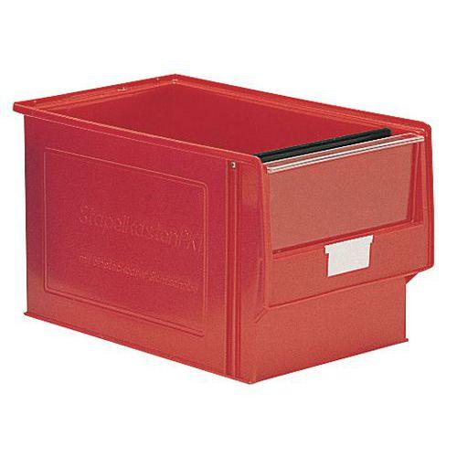 Caixa de bico industrial - Comprimento 500 mm - 38 L