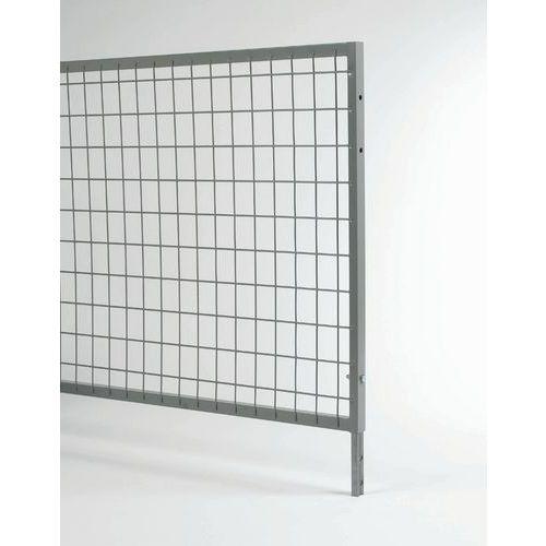 Elemento auxiliar para divisórias gradeadas UX450