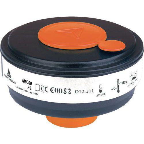 Caixa 4 filtros a partículas p3 r