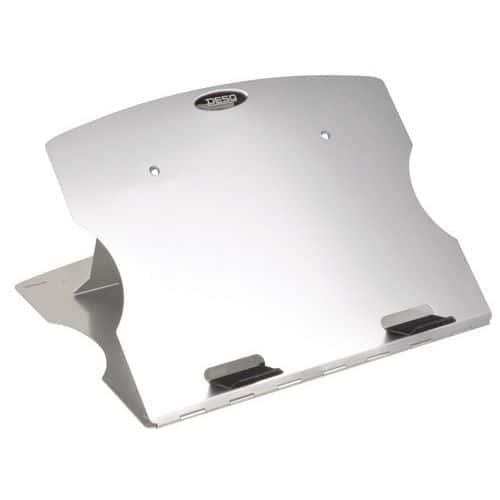 Suporte para PC portátil em alumínio Desq