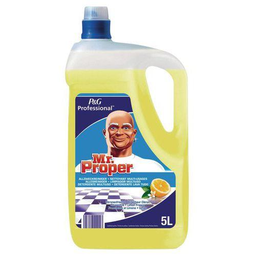 Produto de limpeza Mr. Propre