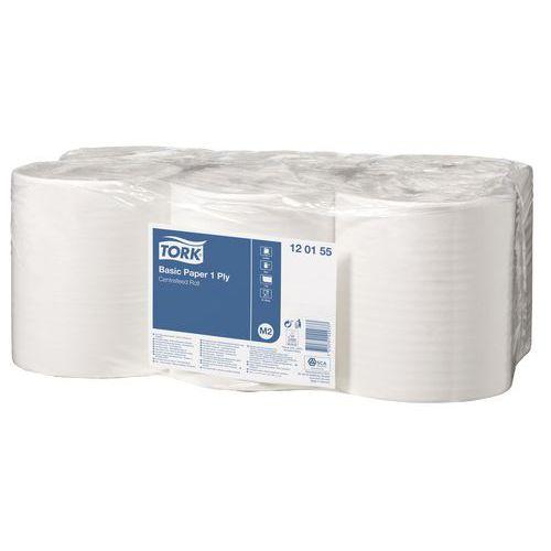 Rolo de limpeza Tork Universal - branco - 300m x 20cm