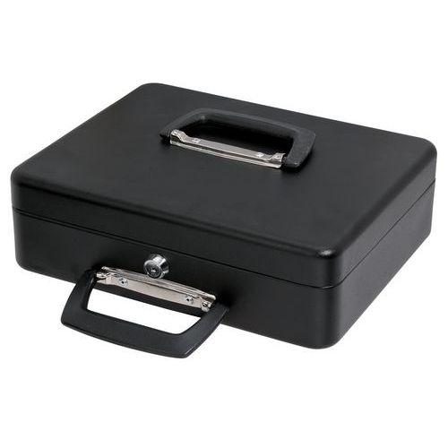 Caixa de dinheiro com moedeiro deslizante – 300 x 230 x 90mm