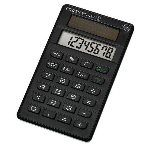 Calculadora de bolso – Citizen Eco Complete Serie ECC