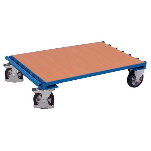 Carro porta-painéis ergonómico sem taipais – Capacidade de 1200kg