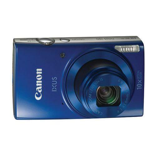 Máquina fotográfica digital compacta - Canon - IXUS 190 - azul