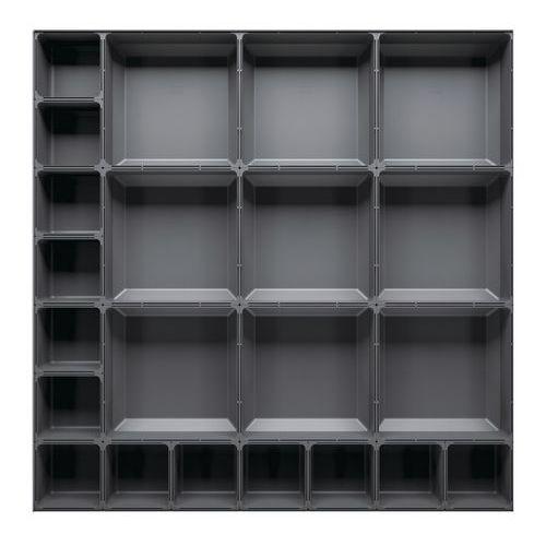 Compartimentos para armário com gavetas Bott SL-66 - Altura 5 cm