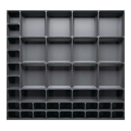 Compartimentos para armário com gavetas Bott SL-87 - Altura 5 cm