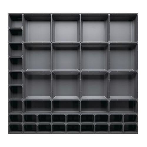 Compartimentos para armário com gavetas Bott SL-87 - Altura 8 cm
