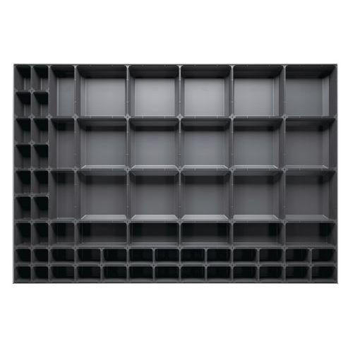 Compartimentos para armário com gavetas Bott SL-107 - Altura 8 cm