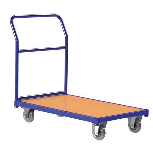 Carro de aço ergonómico – Espaldar fixo – Capacidade de carga de 250kg