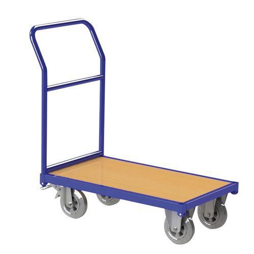 Carro de aço ergonómico – Espaldar fixo – Capacidade de carga de 500kg