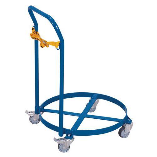 Porta-bidões com arco – Capacidade de 250kg