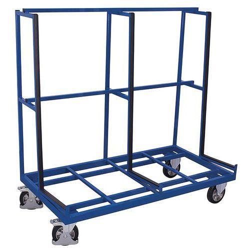 Carro porta-painéis – Capacidade de 1200kg