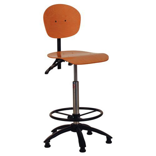 Cadeira robusta - Alta