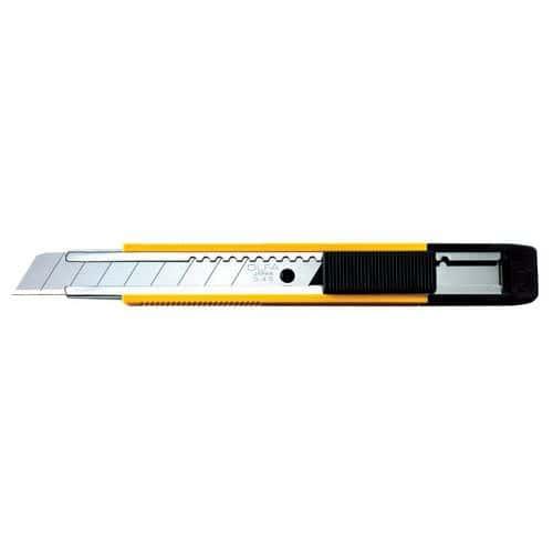 Faca de segurança ambidextra OLFA MT-1 – Lâmina de 12,5mm